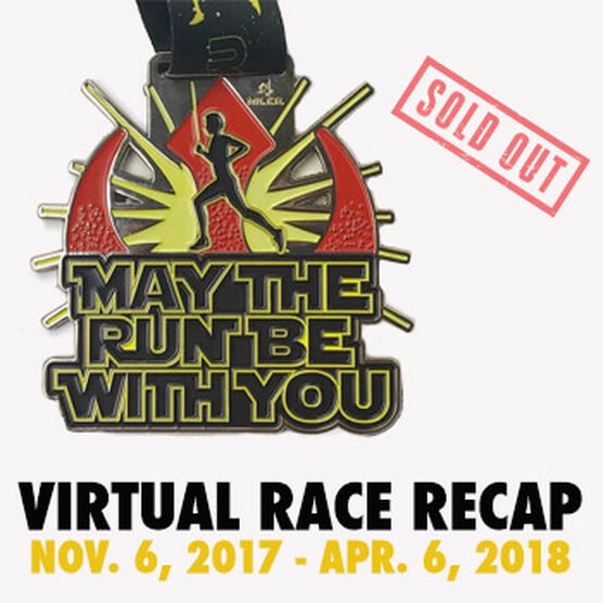 Virtual Race - May the Run be with You