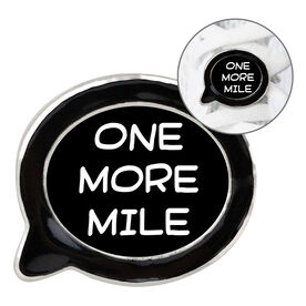 Running Shoelace Charm - One More Mile