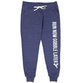 Running Women's Joggers - Run Now Gobble Later