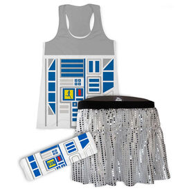 Robot Running Outfit