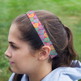 Running Julibands No-Slip Headbands - Runner Candy Hearts