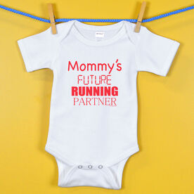 Baby One-Piece Mommy's Future Running Partner