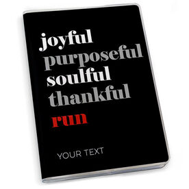GoneForaRun Running Journal Run Mantra (Run)