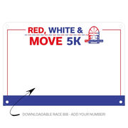 Virtual Race - Red, White & Move 5K (2020)
