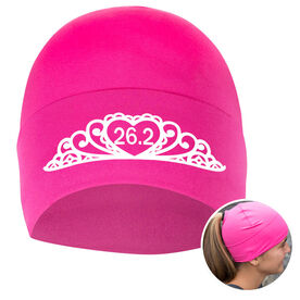Performance Ponytail Cuff Hat Princess 26.2