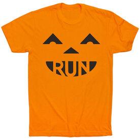 Running Short Sleeve T-Shirt - Pumpkin Run