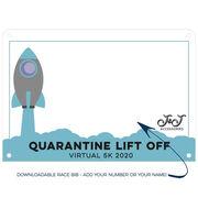 Virtual Race - Quarantine Lift Off 5K (2020)