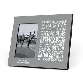 Running Photo Frame - We Do Running
