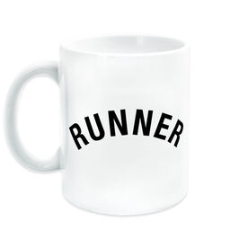 Running Coffee Mug - Runner Arc