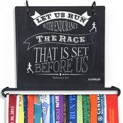 BibFOLIO+™ Race Bib and Medal Display Let us Run