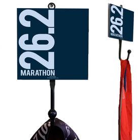 Medal Hook 26.2 Marathon Vertical