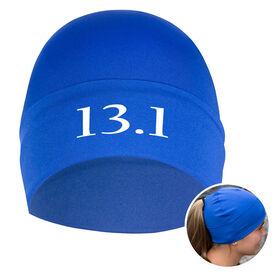 Performance Ponytail Cuff Hat 13.1