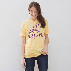 Running Short Sleeve T-Shirt - Witch Run