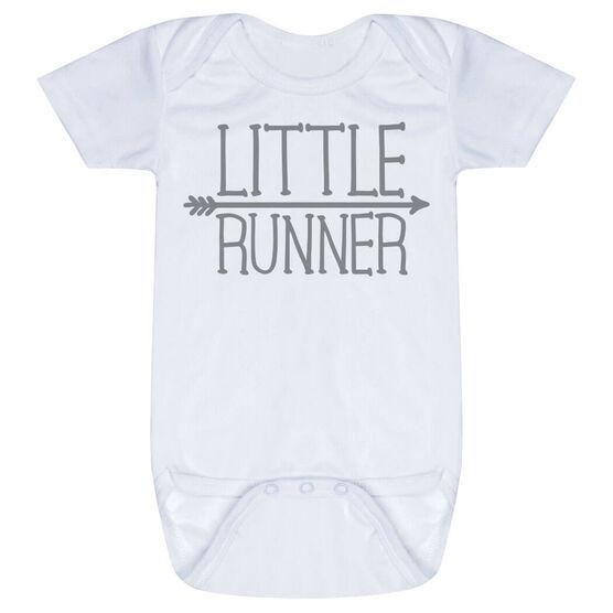 Running Baby One-Piece - Little Runner