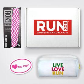RUNBOX® Gift Set - Live Love Run