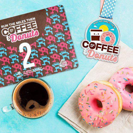 Virtual Race - Coffee & Donuts 5K (2020)