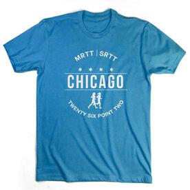 Running Short Sleeve T-Shirt - Chicago 26.2 (MRTT/SRTT)
