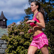 Women's Running Shorts - Live Love Run