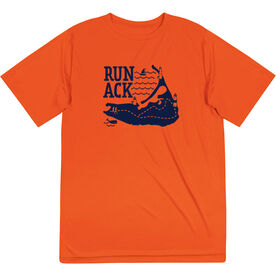 Men's Running Short Sleeve Performance Tee - Run ACK
