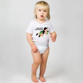 Running Baby One-Piece - Mom's Future Running Partner
