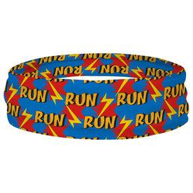 Running Multifunctional Headwear - Comic Super Hero Runner RokBAND