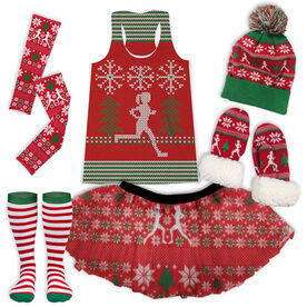 Christmas Race Apparel and Accessories for Runners