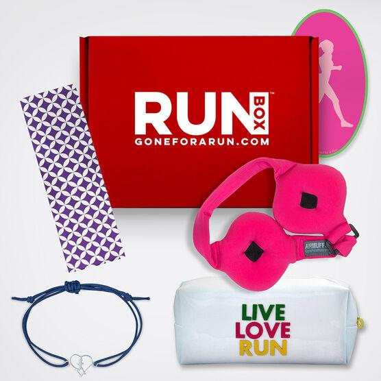 RUNBOX™ Gift Set - 'Tis the Season to Run (Female)