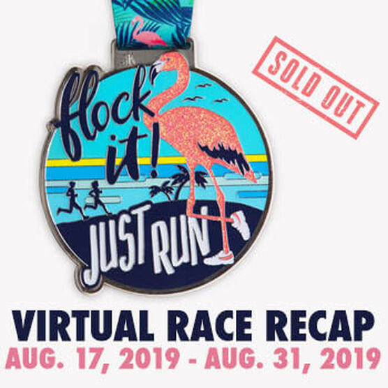 Virtual Race - Flock It! Just Run 5K (2019)