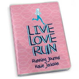 GoneForaRun Running Journal - Live Love Run
