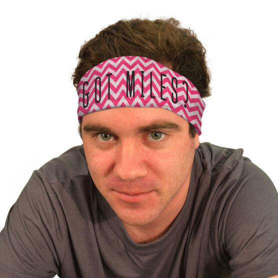 RokBAND Multi-Functional Headband - Got Miles?
