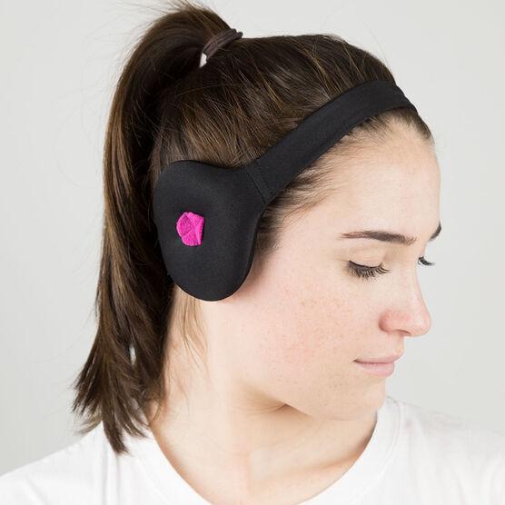 Running AirMUFFS Ear Muffs - Black