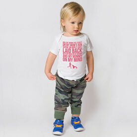 Running Baby T-Shirt - Laid Back