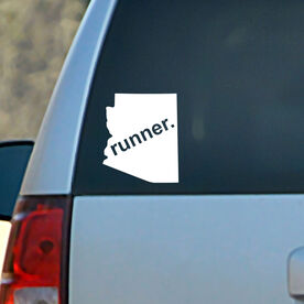 Arizona State Vinyl RUNNERDecal
