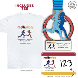 Virtual Race - emPOWERment and Wellness 5K Stronger By the Mile (2021)