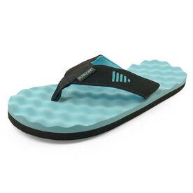 PR SOLES® Recovery Flip Flops - Carolina Blue