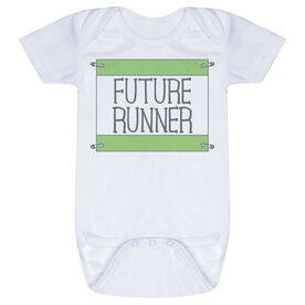 Running Baby One-Piece - Future Runner