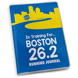 GoneForaRun Running Journal - Training For Boston