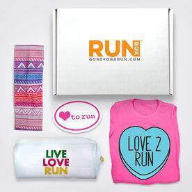 RUNBOX™ Gift Set - Love 2 Run