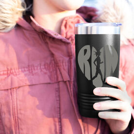 Running 20 oz. Double Insulated Tumbler - Love the Run