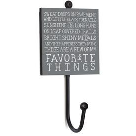 Running Medal Hook - Favorite Things