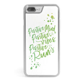 Running iPhone® Case - Positive Runs