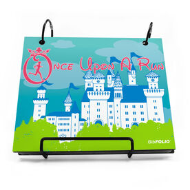 BibFOLIO® Race Bib Album - Once Upon A Run