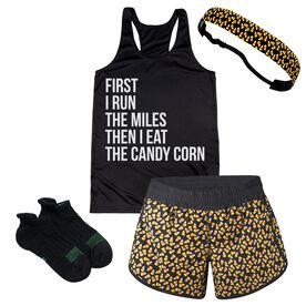 Then I Eat The Candy Corn Running Outfit