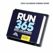 Runner's 2022 Daily Desk Calendar