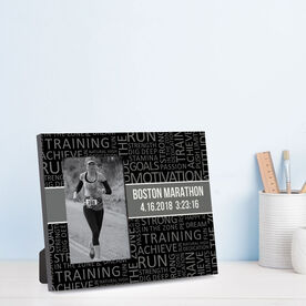 Running Photo Frame - Running Motiviation