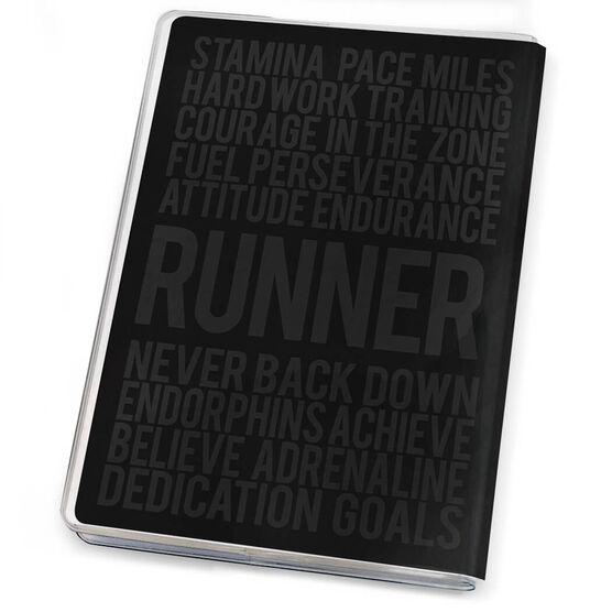 GoneForaRun Running Journal - Inspirational Words
