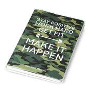 Workout Journal - Make It Happen