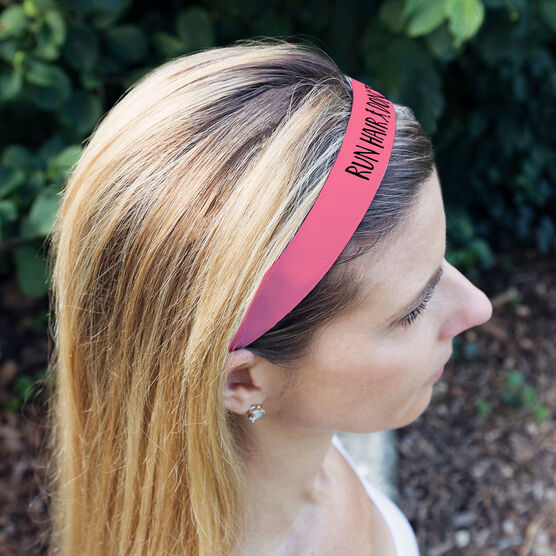 Running Juliband No-Slip Headband - Run Hair Don't Care