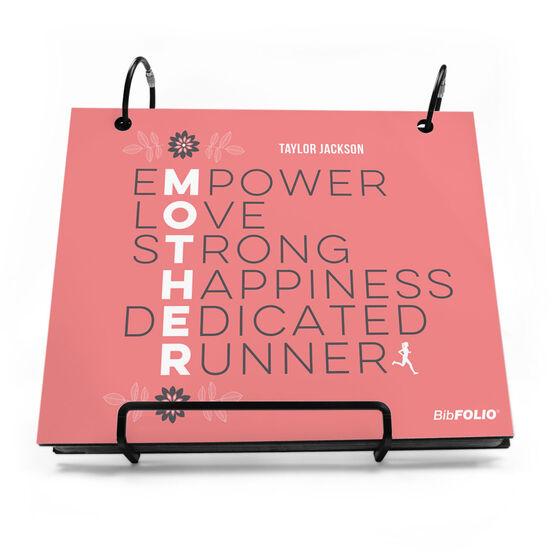 BibFOLIO® Race Bib Album - Mother Runner