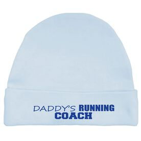 Daddy's Running Coach Baby Cap